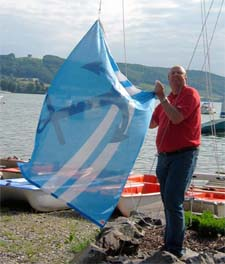 2014 Blaue Flagge Marcus